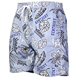 Wes and Willy Mens College Vintage Swim Shorts (Small, Kentucky...