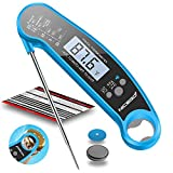 Best Digital Food Thermometers - NiceGo Digital Instant Read Meat Thermometer with Probe Review