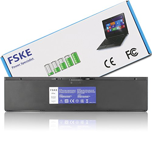 FSKE 34GKR Batería para DELL Latitude E7440 E7450 Notebook Battery 7.4V 6000mAh 6-célula