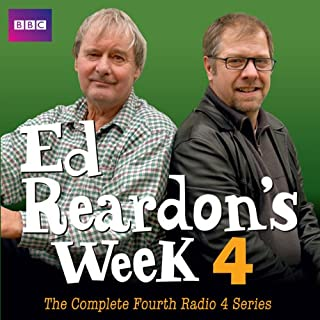 Ed Reardon's Week: The Complete Fourth Series audiobook cover art