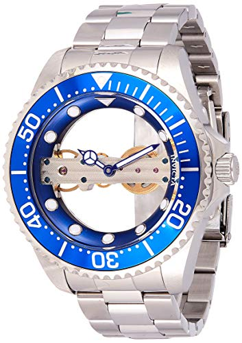 Best Mechanical Watches Under 500 - Invicta Men's Pro Diver Mechanical Watch(Model: 24693)