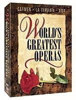 World's Greatest Operas [DVD]