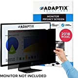 "Adaptix Monitor Privacy Screen 21.5"" for Desktop Computer Monitor and iMac 4K Retina –..."
