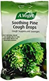 A. Vogel Soothing Pine Herbal Drops Fast, Natural Relief with Wild Pine Buds, Honey & Pear Concentrate - Throat & Bronchial Soothing - 18 Lozenges (3-Pack)
