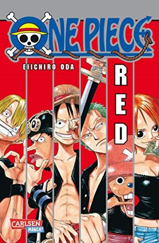 One Piece Red. BANZAI. Files.
