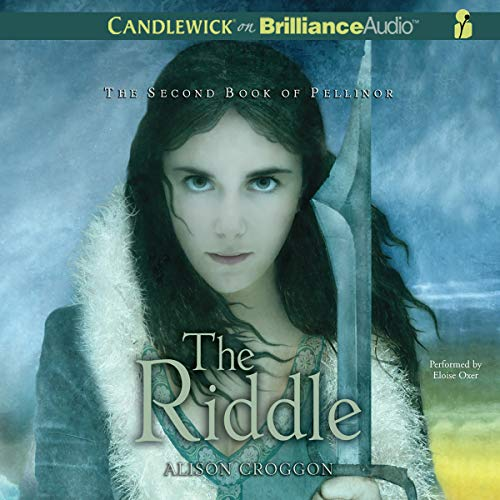 The Riddle Audiobook By Alison Croggon cover art