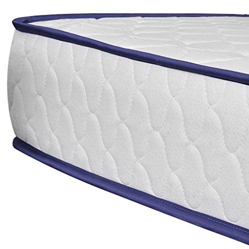 Cangzhoushopping matras, traagschuim, 200 x 120 x 17 cm, meubels, bedden, accessoires, matrassen