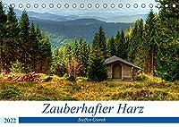 Zauberhafter HarzCH-Version (Tischkalender 2022 DIN A5 quer): Malerische Landschaften, Taeler und Wiesen, Fluesse und Baeche von Deutschlands noerdlichstem Gebirge. (Monatskalender, 14 Seiten )