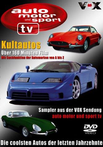 auto motor und sport tv - Kultautos