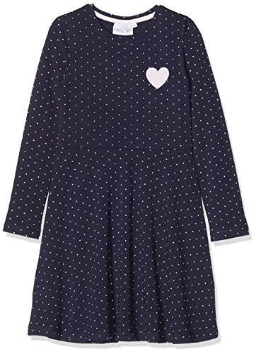 Happy Girls 993146 sukienki dziewczęce, niebieskie (granatowe), 104