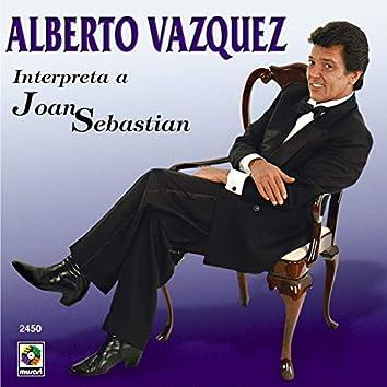 Alberto Vázquez Interpreta A Joan Sebastian