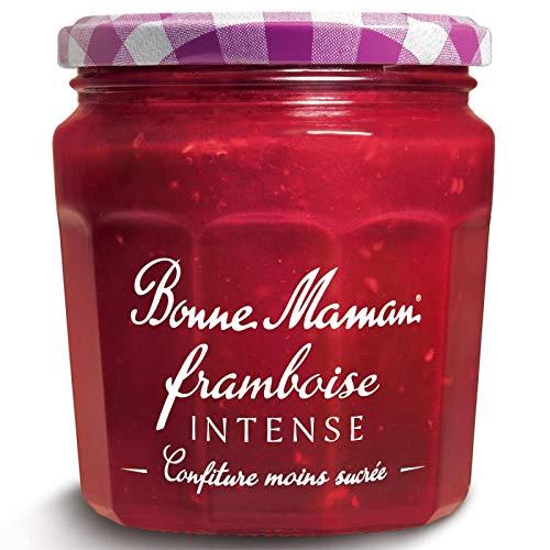 BONNE MAMAN - Confiture Framboise Intense 335G - Lot De 4