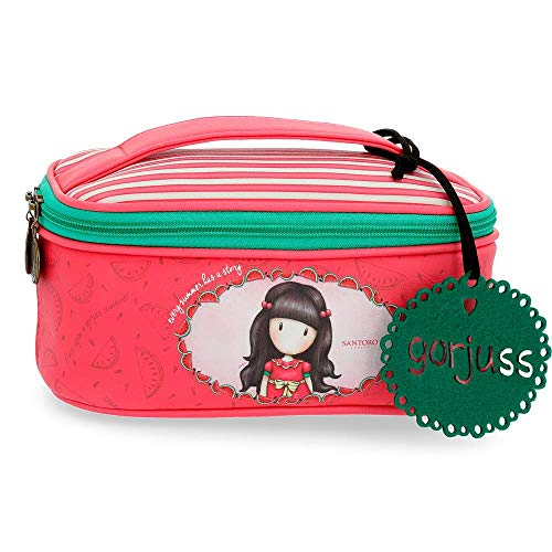 Gorjuss Every Summer Has A Story Beauty Case da viaggio 22 centimeters 2.2000000000000002 Multicolore (Multicolor)