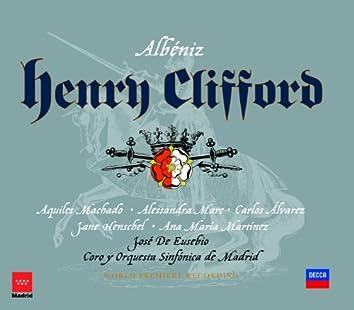 Albéniz: Henry Clifford