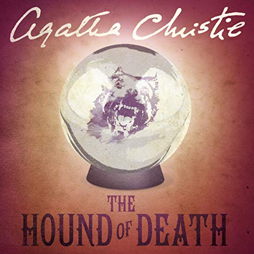 The Hound of Death audiobook cover art