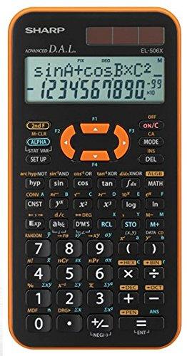 Sharp EL 506XB Calcolatrice