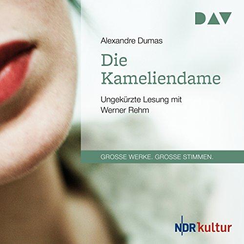 Die Kameliendame                   Autor:                                                                                                                                 Alexandre Dumas                               Sprecher:                                                                                                                                 Werner Rehm                      Spieldauer: 8 Std. und 8 Min.     17 Bewertungen     Gesamt 4,6