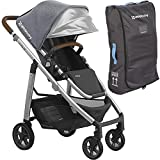 UPPAbaby Full-Size Cruz Infant Baby Stroller & Travel Bag Bundle,...