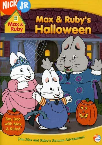 Max & Ruby's Halloween
