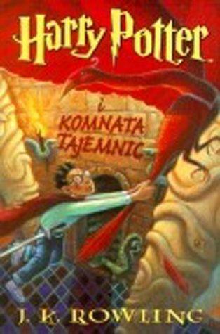 Bd.2 : Harry Potter i komnata tajemnic; Harry Potter und die Kammer des Schreckens, poln. Ausgabe