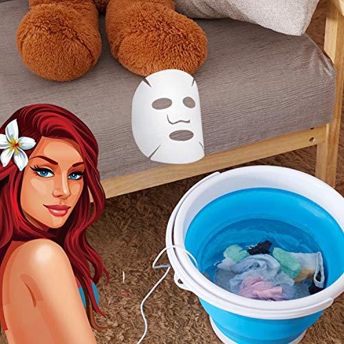Reviews de lavadora portatil de ropa Top 10. 7