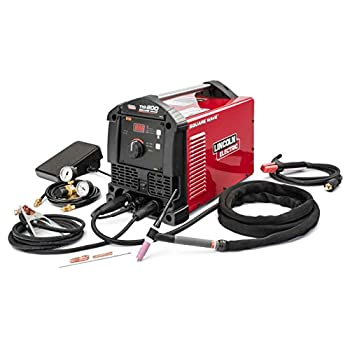 Lincoln Square Wave TIG 200 welder