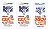 Le Petit Marseillais Douche Crème Hydratante au Beurre de Coco 250 ml - Lot de 3