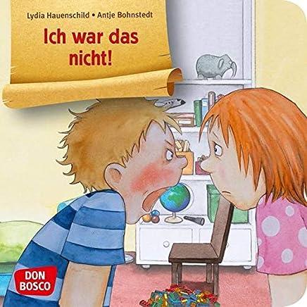 Ich war das nicht! Mini-Bilderbuch.: Eine Geschichte zum Thema: Streit und Versöhnung