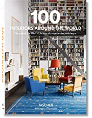 100 Interiors Around The World (Bibliotheca Universalis) [Idioma Inglés]: BU