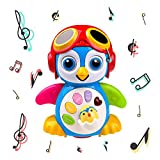 Musical Dancing Penguin Toy for Boys & Girls Kids or Toddlers Aged 1 2...