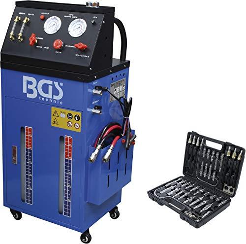 BGS technic BGS 7082 | Automatikgetriebeöl-Wechsel-/ und Spülgerät | mit Adapter-Satz