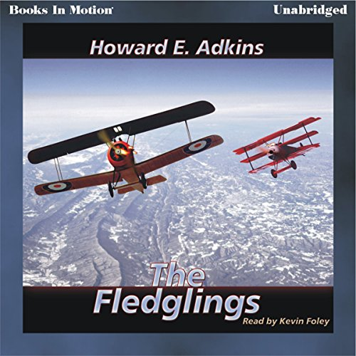 The Fledglings audiobook cover art