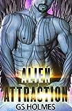 Alien Attraction: An Alien/Human Mpreg Romance (Our Alien Mates Book 1) (English Edition)