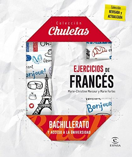 Ejercicios de francés para bachillerato - 9788467046595 (CHULETAS)