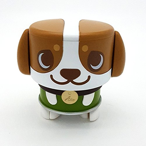 Canimals Ato - Push and Go! Assembly & Wind-up/clockwork toys by Academy (Ato)