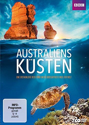 Eine erstaunliche Reise rund um die großartigste Insel der Welt (2 DVDs)