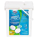Best 3 Chlorine Tablets - Clorox Xtra Blue 40 Pound 80 Tab Pool Review