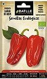 Semillas Ecológicas Hortícolas - Pimiento Largo de Reus - ECO - Batlle