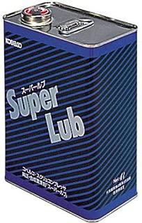 KOBELCO コンプレッサー用純正合成潤滑剤 スーパールブ  4L SUPERLUB-4L