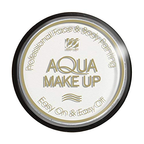 Widmann Video Delta Boîte Maquillage, Aqua Makeup, 30 Grammes, blanc