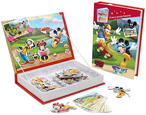 Falomir - Magnet Story-Disney - Set da tavolo, multicolore (1)