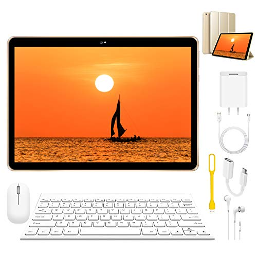 Tablet 10 Pulgadas, DUODUOGO 3GB RAM 64GB ROM Android