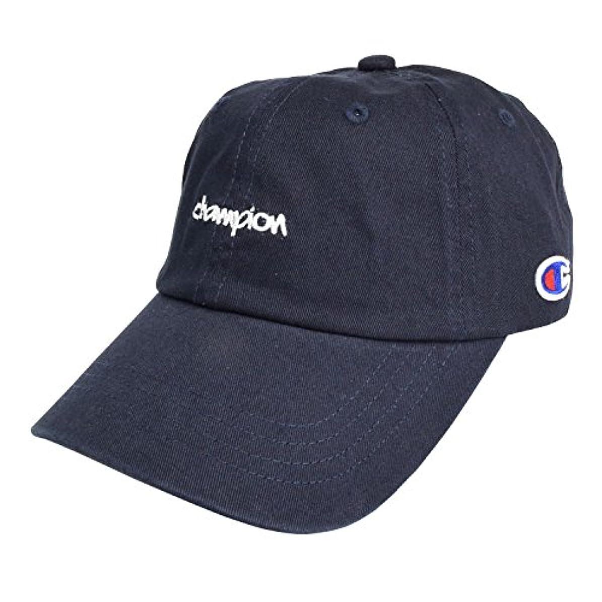 受け入れた印をつける統合する[チャンピオン] Champion キャップ 181-0136 コットン ツイル メンズ レディース リンクコーデ ペアルック ロゴ 刺繍 帽子 かっこいい おしゃれ かわいい
