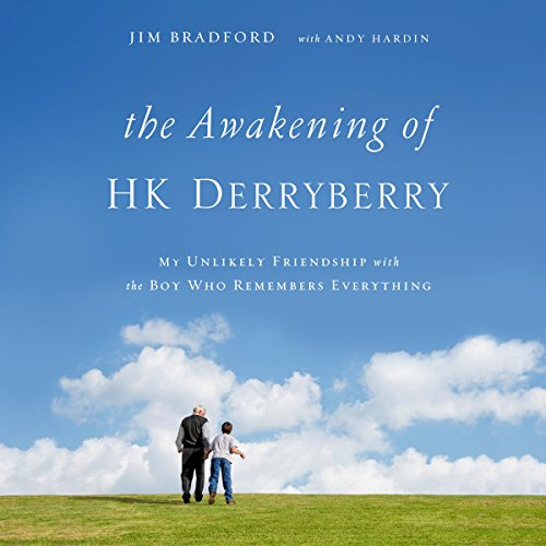 The Awakening of H.K. Derryberry audiobook cover art