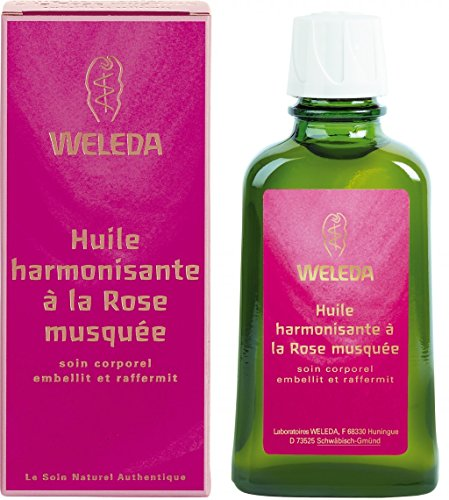 Weleda Huile Harmonisante Rose Musquée 100 ml