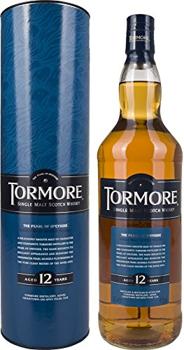 Tormore 12 Years Old mit Geschenkverpackung  Whisky (1 x 1 l)