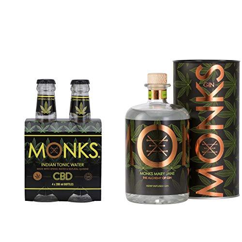 Monks -Mary Jane- Gin aus...