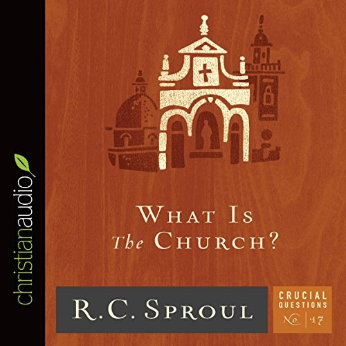 What Is the Church? cover art