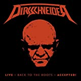 Live - Back To The Roots - Accepted ! (BluRay + DCD Digipak)