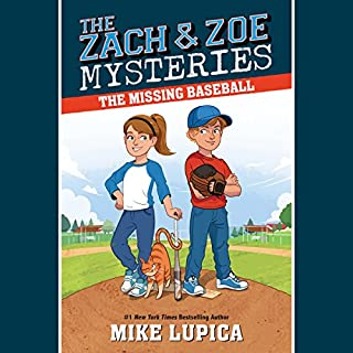 The Missing Baseball     The Zach and Zoe Mysteries, Book 1              Written by:                                                                                                                                 Mike Lupica                               Narrated by:                                                                                                                                 Keith Nobbs                      Length: 53 mins     Not rated yet     Overall 0.0